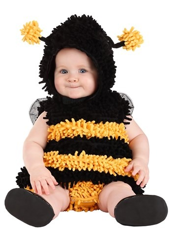 Baby Stinger Bee Costume New