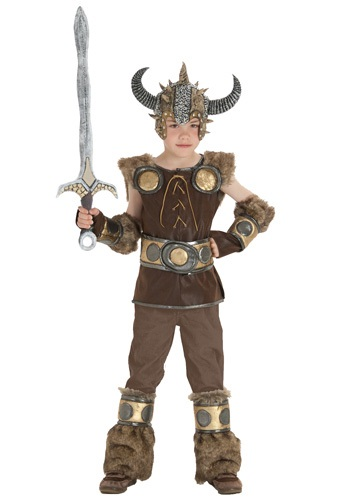 Click Here to buy Viking Boy Costume from HalloweenCostumes, CDN Funds