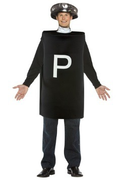 Adult Pepper Costume