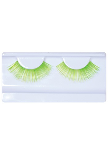 Click Here to buy Screamin Green Crayola Eyelashes from HalloweenCostumes, CDN Funds