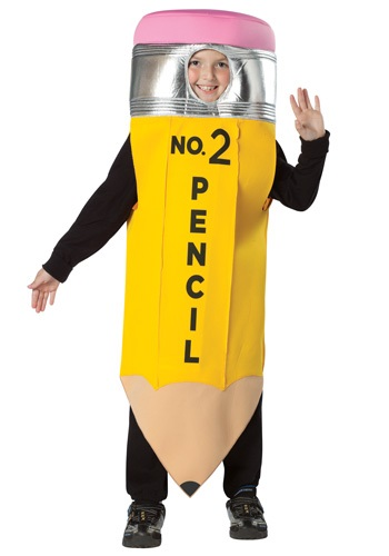 Child #2 Pencil Costume By: Rasta Imposta for the 2015 Costume season.