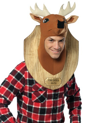 Trophy Head Oh Deer Costume (Trophy Costume)