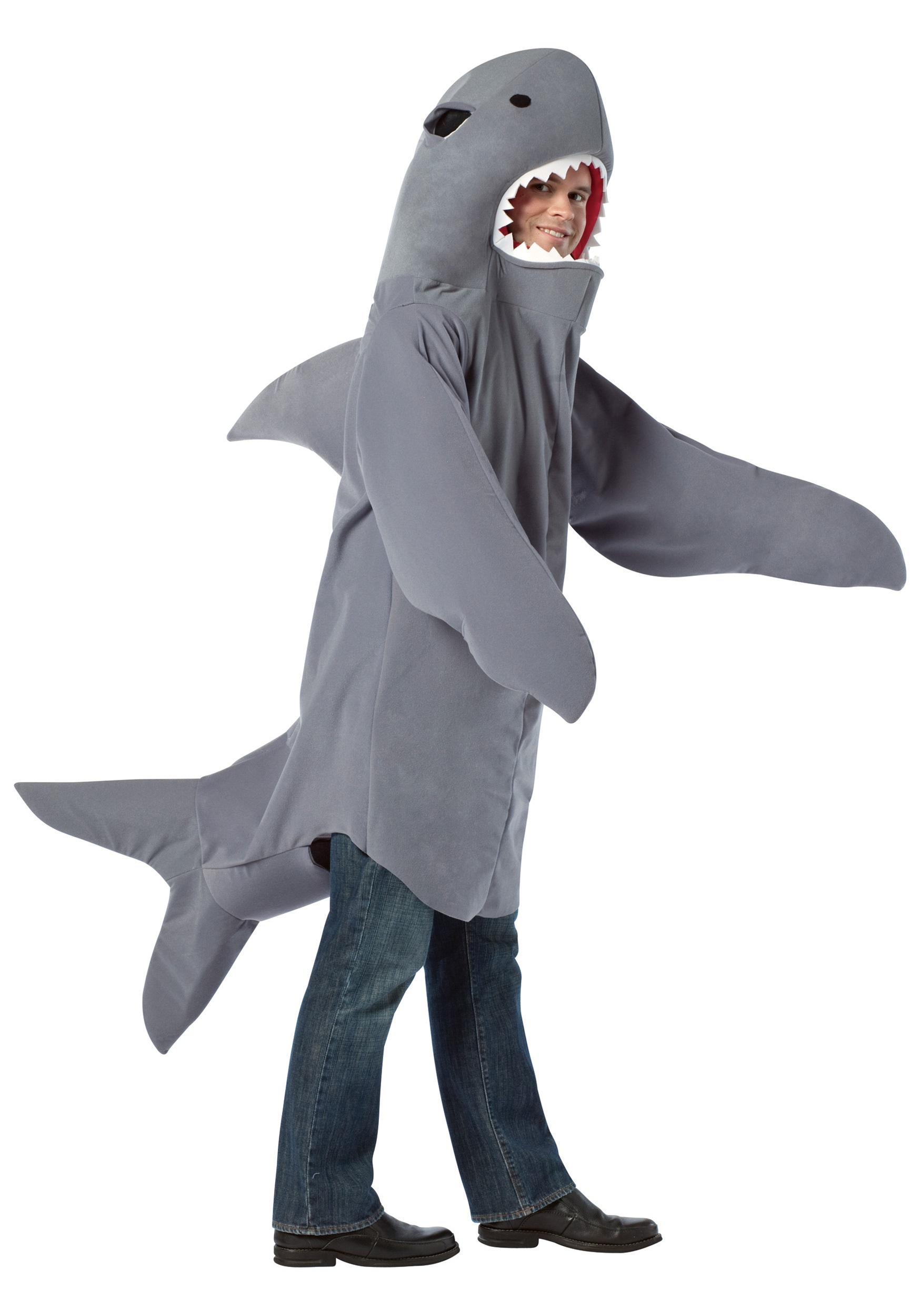 shark costumes for kids and adults com shark costume