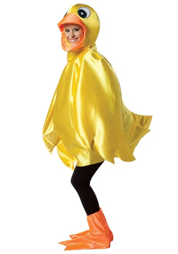 Adult Ducky Costume By: Rasta Imposta for the 2015 Costume season.