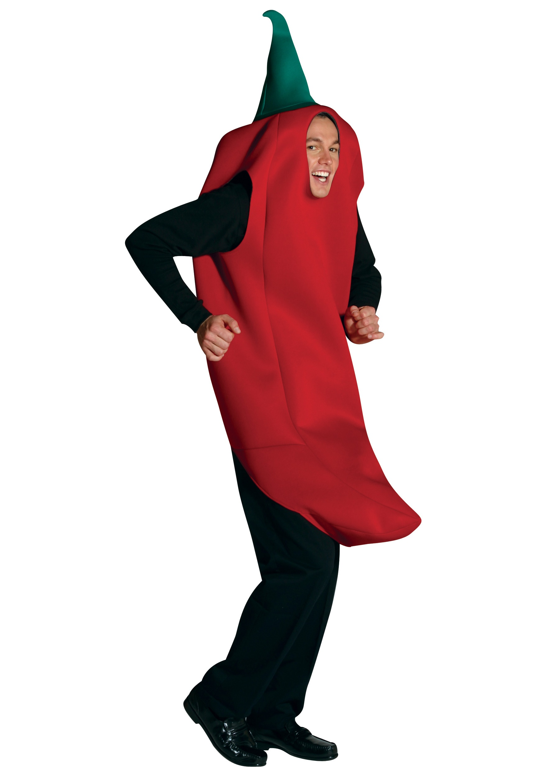 Adult Chili Pepper Costume