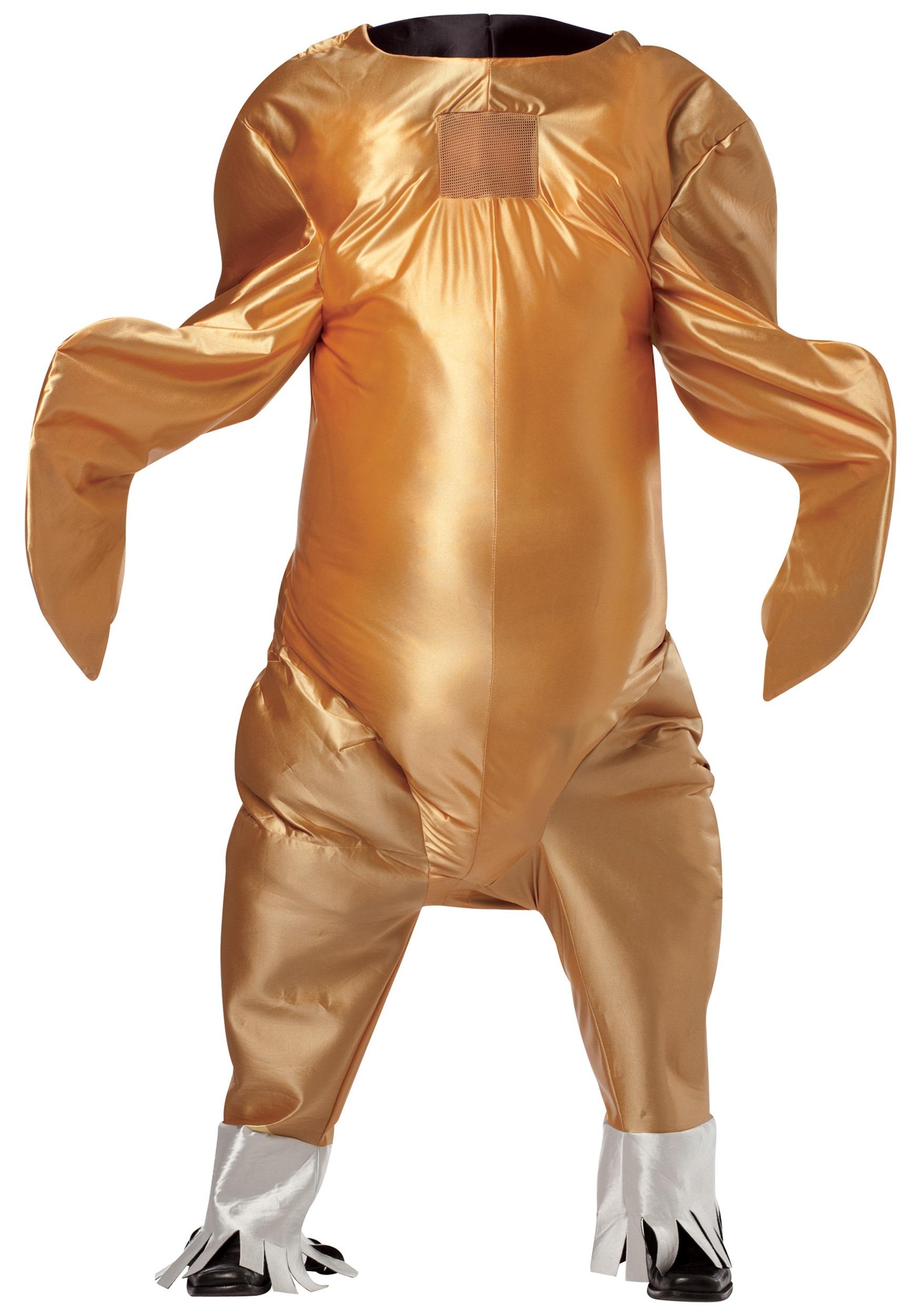 hot guy turkey costume