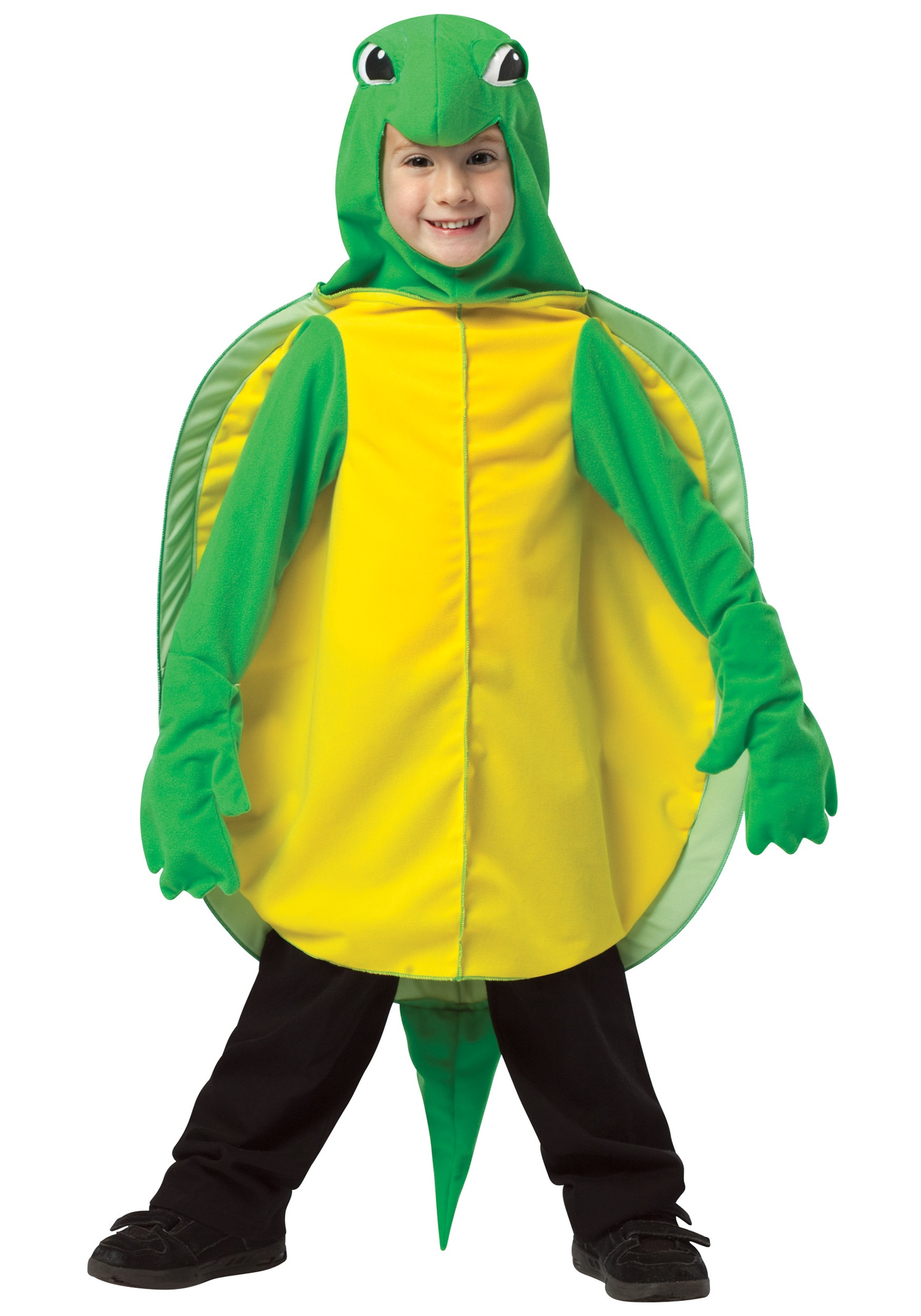 Nice Child Turtle Costume