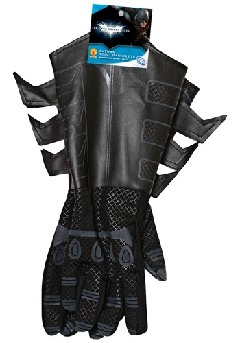 Adult Batman Gauntlets By: Rubies Costume Co. Inc for the 2015 Costume season.