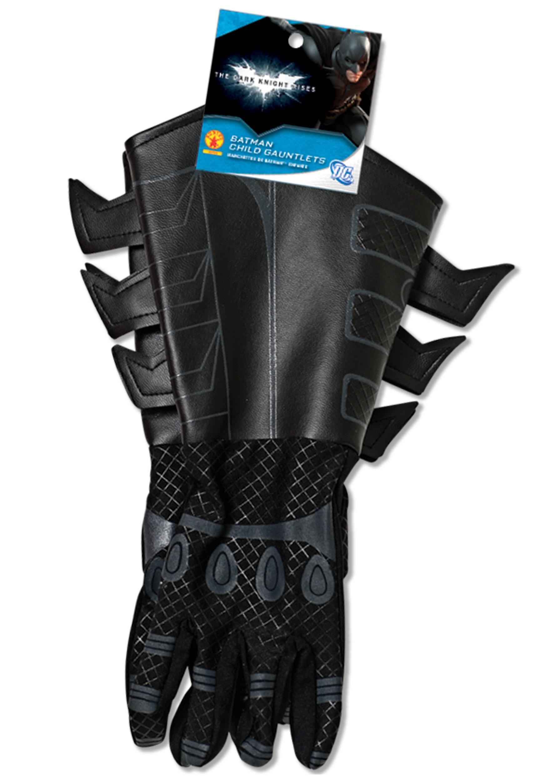 new boys kids batman dc comics beanie hat and gloves winter set superhero osfm see more like this.