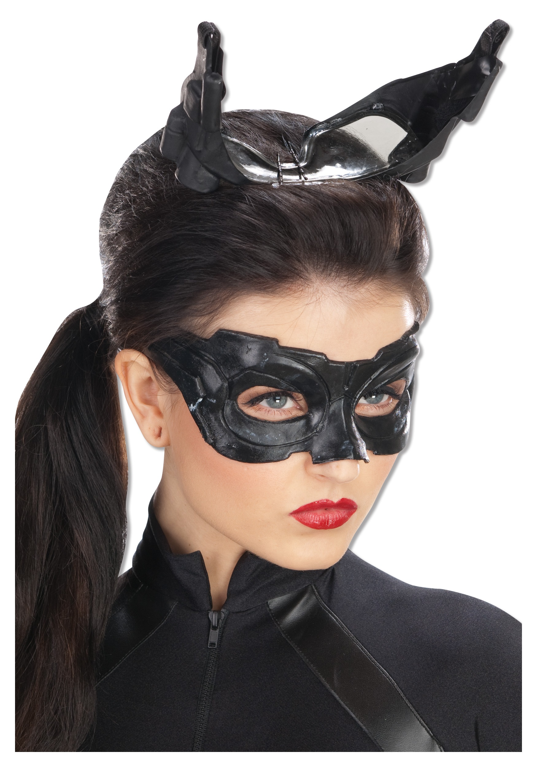 Deluxe Catwoman Mask RU30751