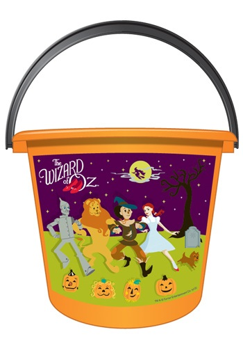 Wizard of Oz Candy Pail By: Rubies Costume Co. Inc for the 2015 Costume season.