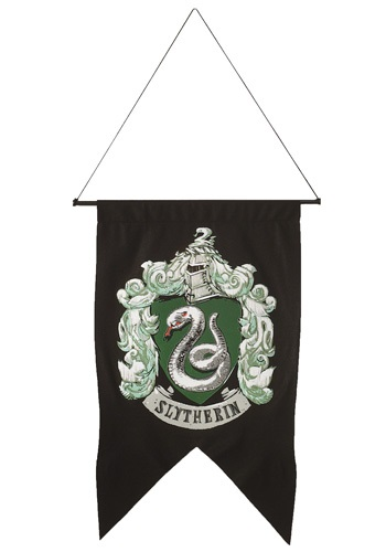 Slytherin Banner By: Rubies Costume Co. Inc for the 2015 Costume season.