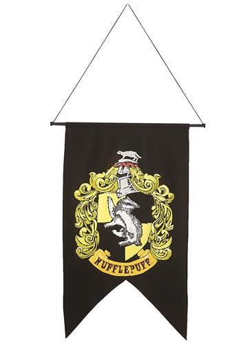 Hufflepuff Banner By: Rubies Costume Co. Inc for the 2015 Costume season.