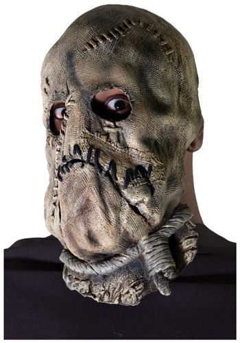 Adult Dark Knight Scarecrow Mask By: Rubies Costume Co. Inc for the 2015 Costume season.