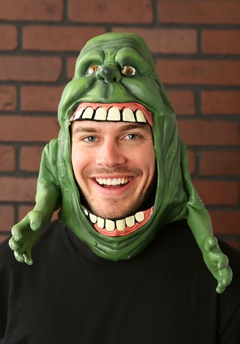 Slimer Headpiece Upd