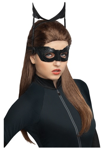 Click Here to buy Adult Catwoman Wig from HalloweenCostumes, USA Funds & Shipping
