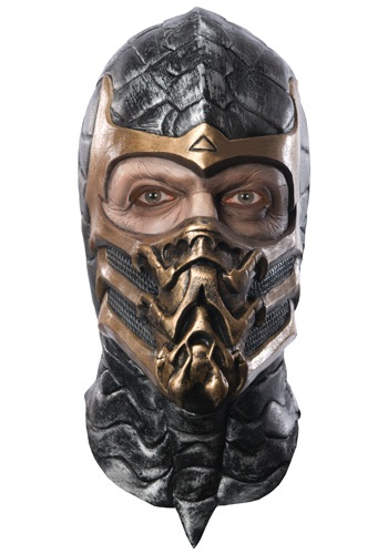 Click Here to buy Deluxe Scorpion Mask from HalloweenCostumes, CDN Funds