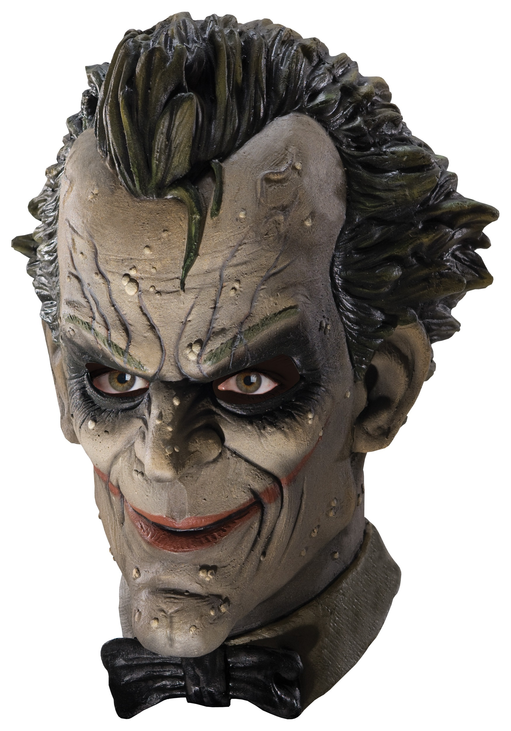 Arkham Joker Skin Arkham City Joker Latex Mask