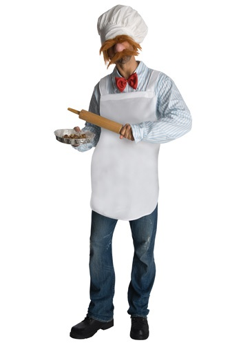 Swedish Chef Costume By: Rubies Costume Co. Inc for the 2015 Costume season.