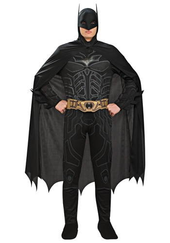 Click Here to buy Dark Knight Rises Batman Costume from HalloweenCostumes, CDN Funds