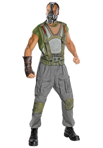 Mens Deluxe Bane Costume By: Rubies Costume Co. Inc for the 2015 Costume season.