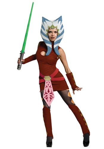 Adult Ahsoka Costume By: Rubies Costume Co. Inc for the 2015 Costume season.