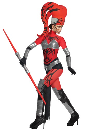 Adult Deluxe Darth Talon Costume By: Rubies Costume Co. Inc for the 2015 Costume season.