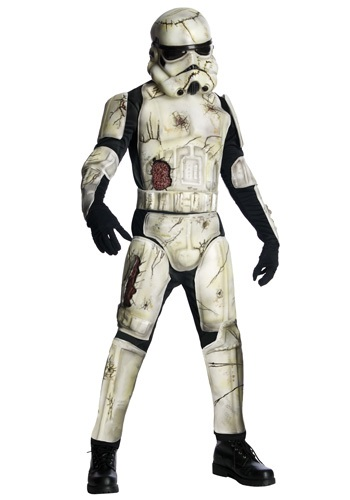 Adult Deluxe Death Trooper Costume
