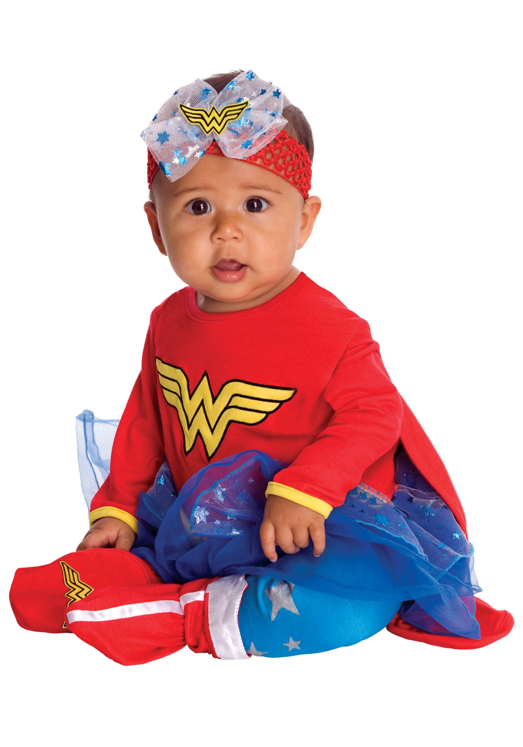 Wonder Woman Onesie  sc 1 st  Halloween Costumes & Infant Wonder Woman Romper