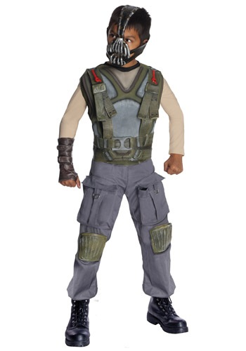 Kids Deluxe Bane Costume By: Rubies Costume Co. Inc for the 2015 Costume season.