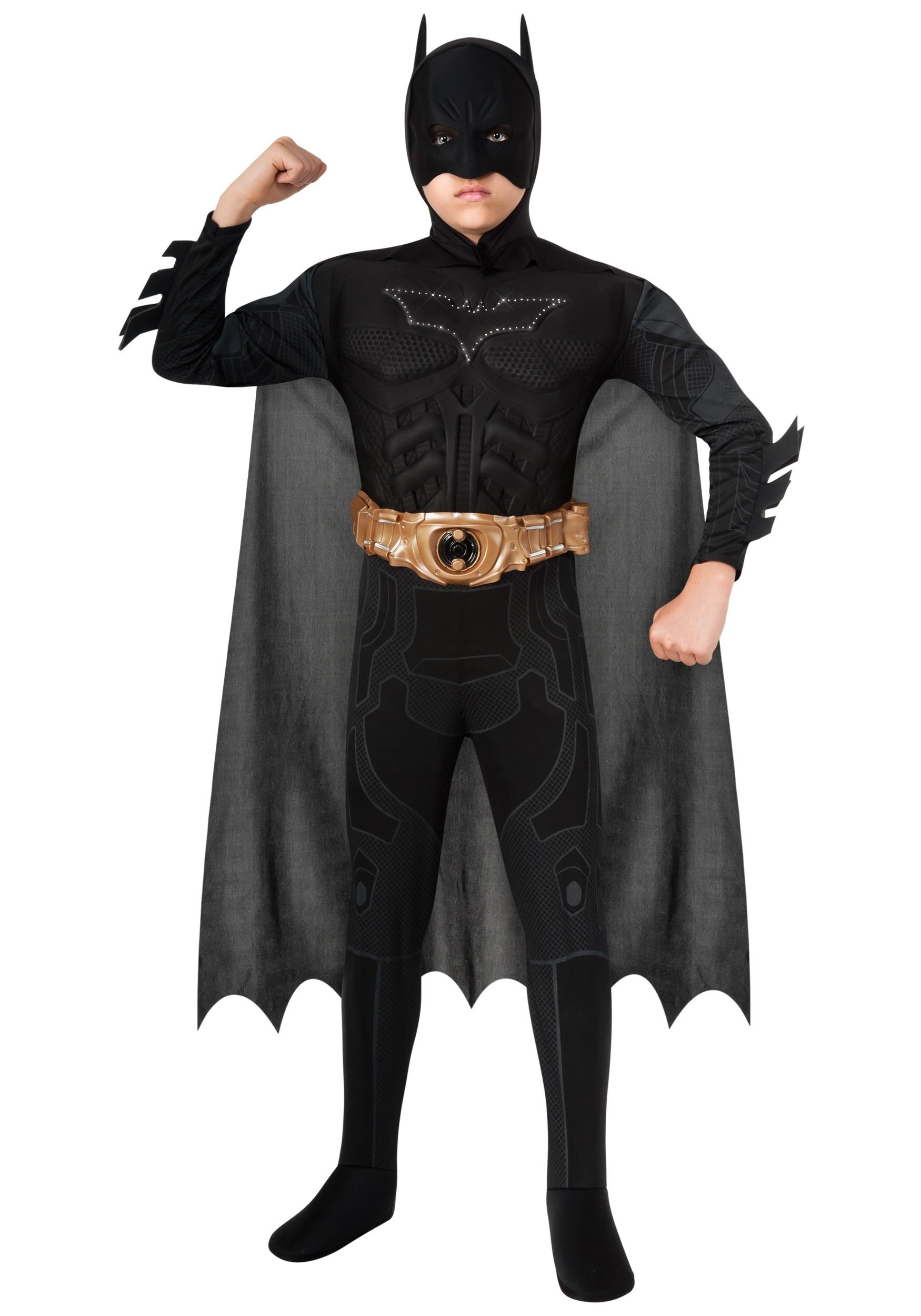 Child Light Up Batman Costume  sc 1 st  Halloween Costumes & Batman Costumes u0026 Suits For Halloween - HalloweenCostumes.com