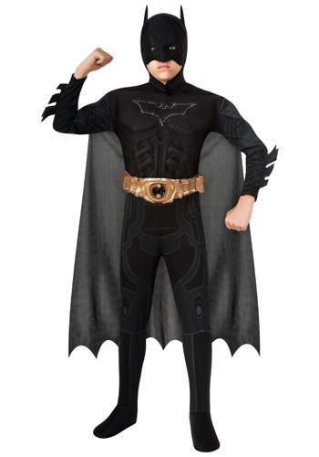 Child Light Up Batman Costume