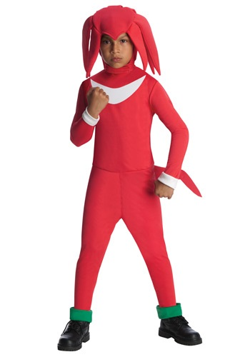 Child Knuckles Costume By: Rubies Costume Co. Inc for the 2015 Costume season.