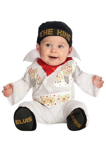 Elvis Onesie Costume for Babies