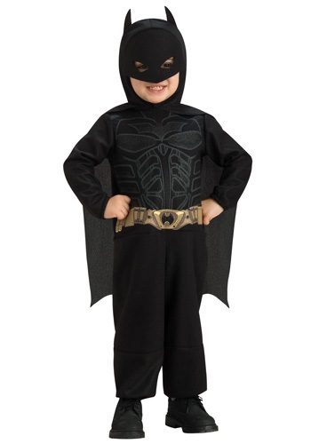 Toddler Dark Knight Rises Batman Costume