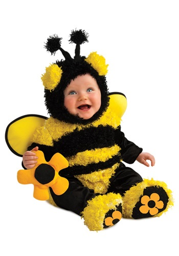 Infant Buzzy Bee Costume By: Rubies Costume Co. Inc for the 2015 Costume season.