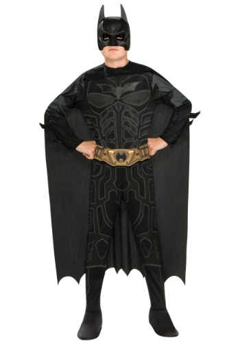 Click Here to buy Tween Dark Knight Rises Batman Costume from HalloweenCostumes, USA Funds & Shipping