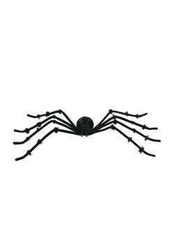 Black 50 inch Poseable Spider 1