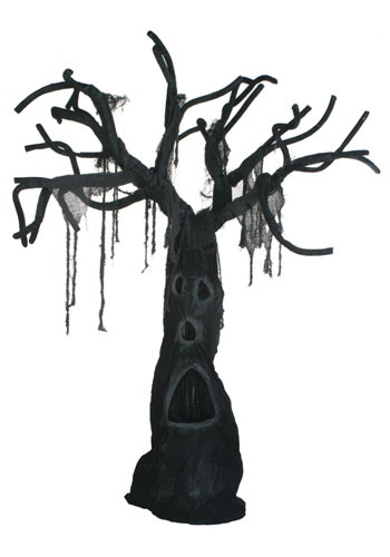 Tree With Open Mouth   Scary Tree Forest Decoration By: Sunstar Industries for the 2015 Costume season.