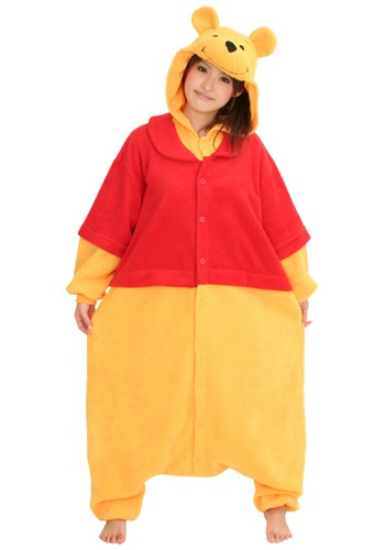 Pooh Pajama Costume