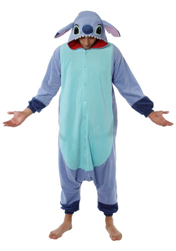 Stitch Pajama Costume By: Sazac for the 2015 Costume season.