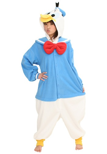 Donald Duck Pajama Costume By: Sazac for the 2015 Costume season.