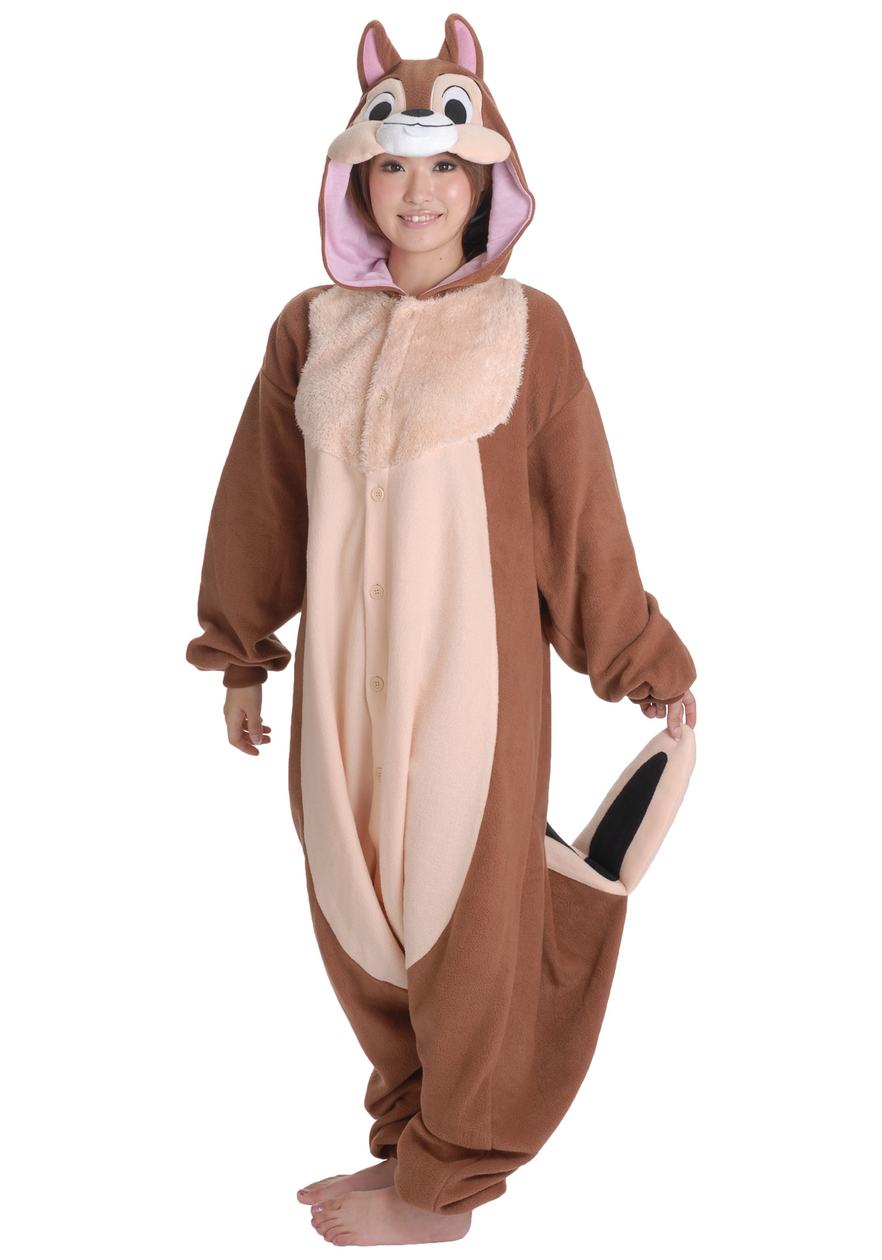 Chip Pajama Costume