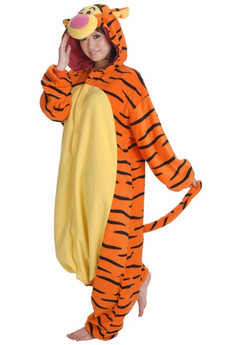Tigger Pajama Costume By: Sazac for the 2015 Costume season.