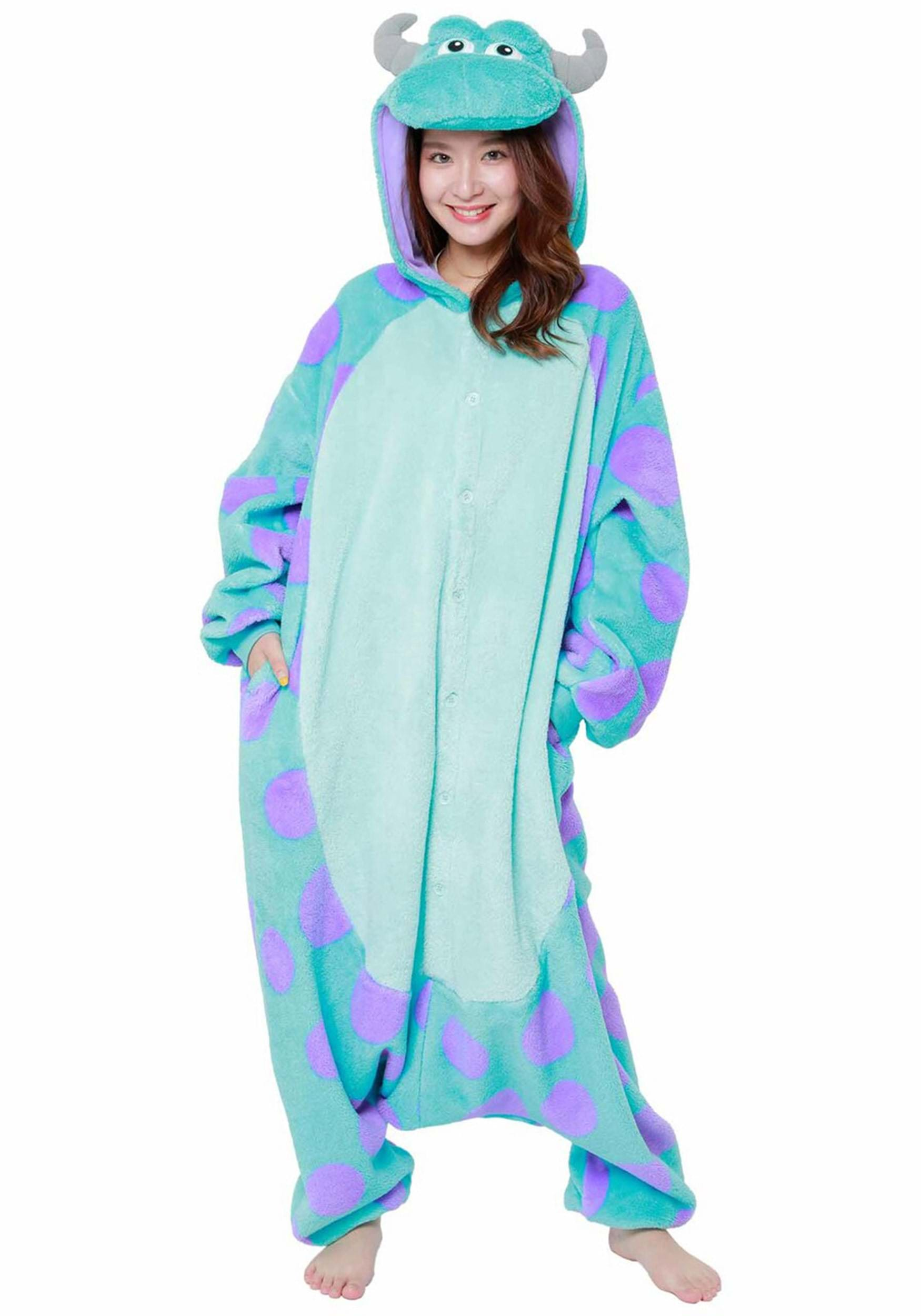 e78221202b69 Sulley Pajama Costume