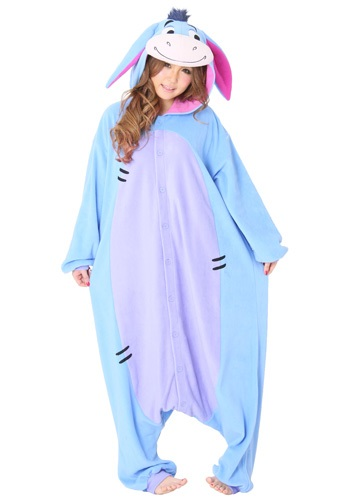 Eeyore Pajama Costume By: Sazac for the 2015 Costume season.