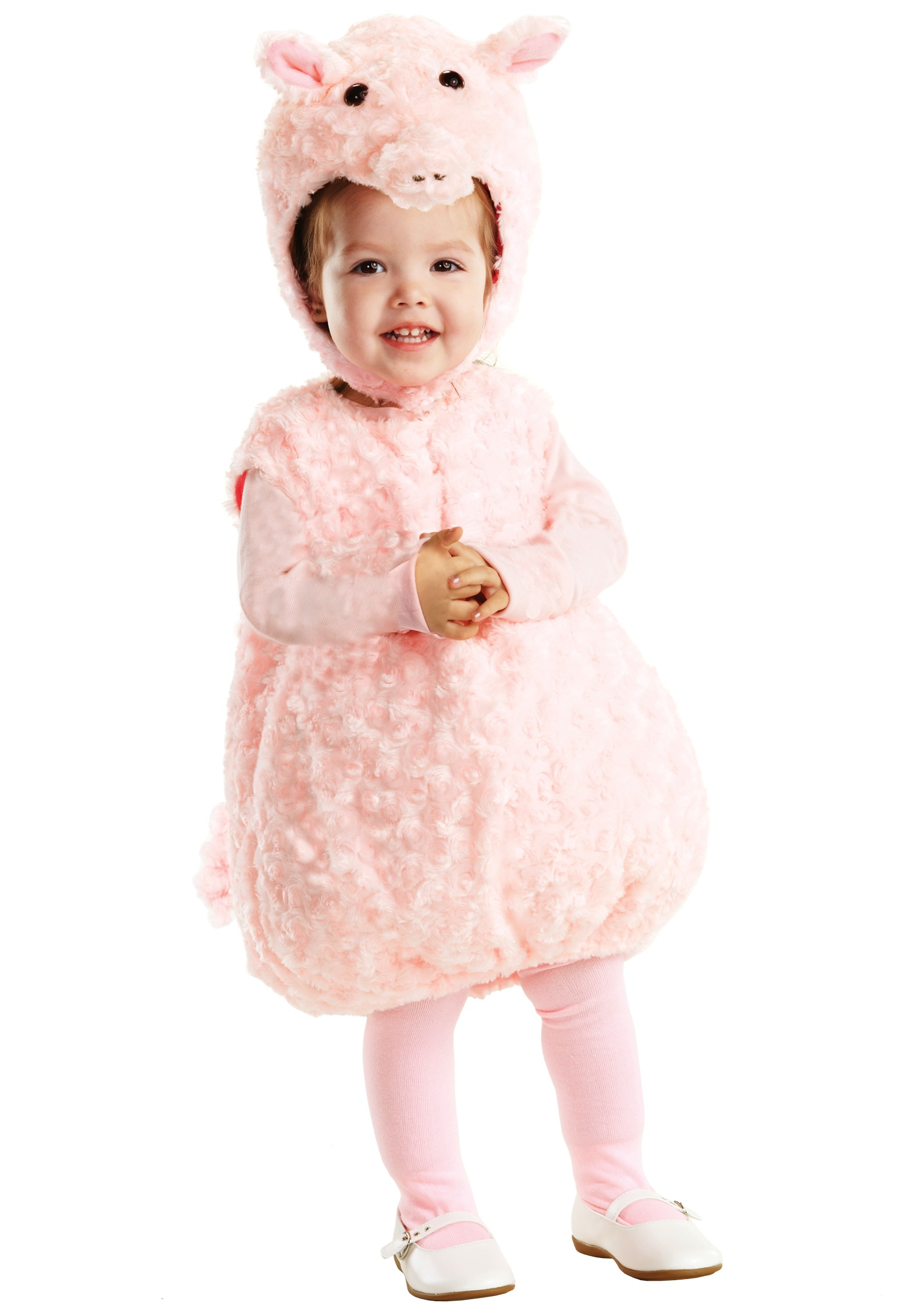 sc 1 st  Halloween Costumes & Toddler Pink Piglet Costume