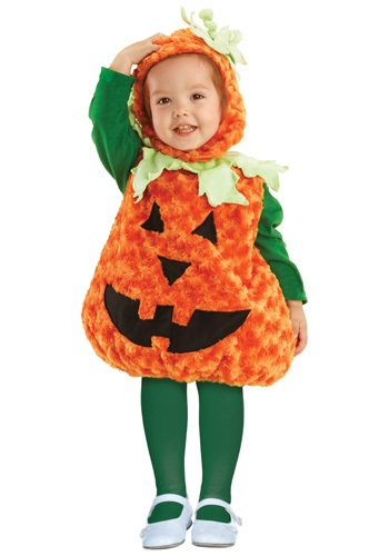 Toddler Pumpkin Costume By: Underwraps for the 2015 Costume season.