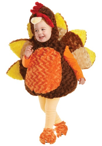 Toddler Turkey Costume By: Underwraps for the 2015 Costume season.