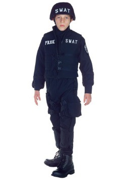 Kids SWAT Team Costume